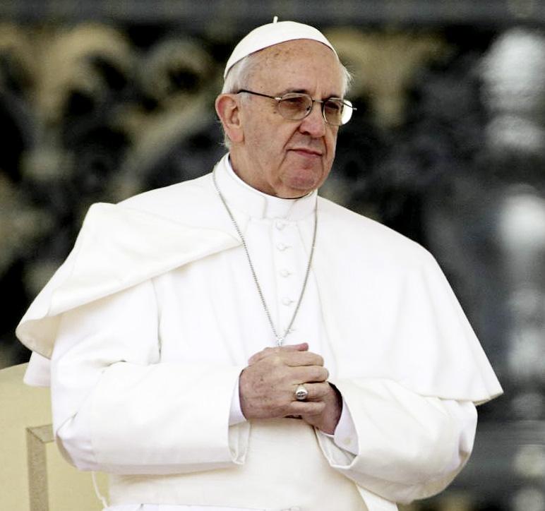 Христианская газета Колокол. Папа Римский о свободе слова