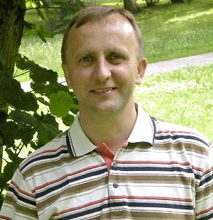 Норберт Клама, координатор онлайн-платформы «Поиск Бога» в Польше